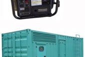 Electric Power Generators.For Sale.